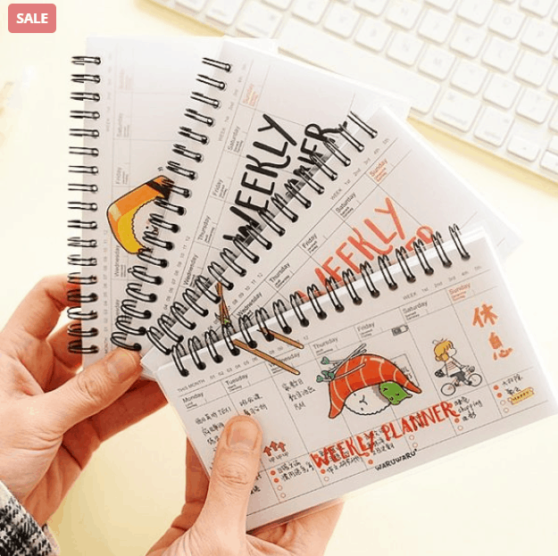 Planners, So You Always Running On Schedule